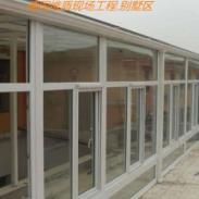 江苏省断桥铝门窗家装封阳台价格图片