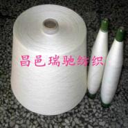 环锭纺涤棉纱32支图片