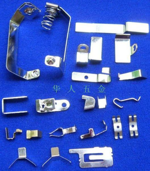 制造商供应仪表电池片,制造商电池弹簧片直销