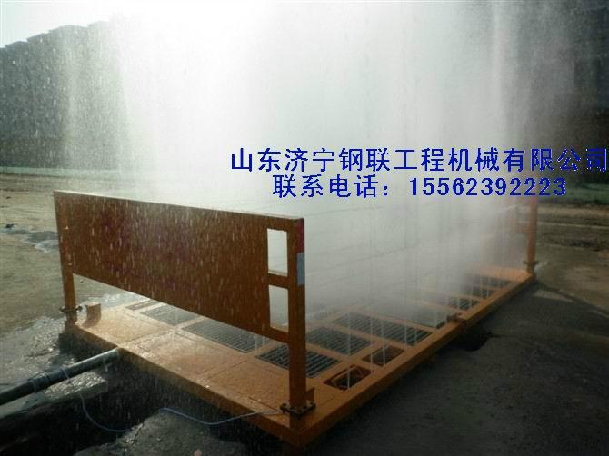 供应洗轮机GL-100T工程洗轮机