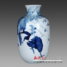 供应青花瓷花瓶