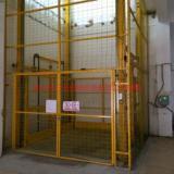 供应惠州金沙单柱导轨式升降机厂家