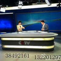 电视台直播桌