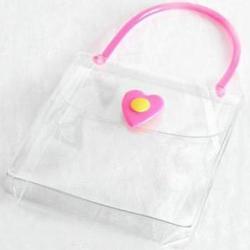 供應透明PVC手提袋、磨砂PVC手提袋、有色PVC手提袋