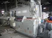 青岛乐力友供应高温耐热聚乙烯地暖管专用设备,pert地暖管挤出生产线