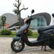 雅马哈巧格100摩托车图片