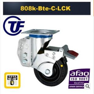 TF808款减震脚轮带弹簧脚轮图片