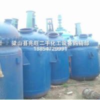 供应广西二手搪瓷反应釜型号,广西二手搪瓷反应釜厂家
