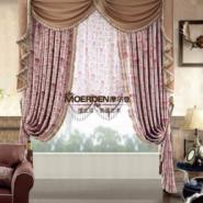 欧式窗帘品牌图片