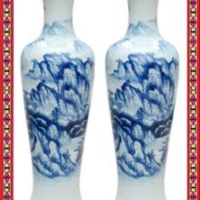 创意插花花瓶浮雕花瓶定做外事礼品大花瓶定做批发