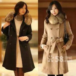 韩版外贸女装毛衣韩板时装加厚图片