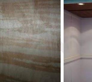 批发日本产3M特耐木纹金属电梯贴膜图片