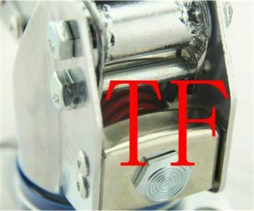 尼龙刹车脚轮图片/尼龙刹车脚轮样板图 (3)