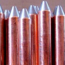 供应铜包钢接地棒,泊头永安铜包钢接地棒使用寿命长图片
