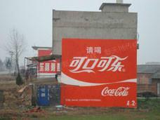 温州墙体广告图片