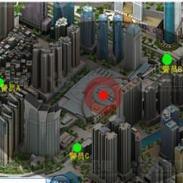 警用地图系统安防仿真系统图片