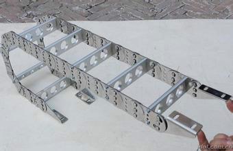 供应机床油管保护拖链材质