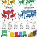 蔡甸幼儿园桌椅厂家--奥美康文化体育