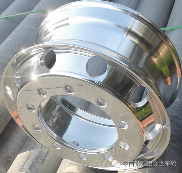 轻量化锻造卡车轮毂 安州轻量化锻造卡车铝合金轮毂