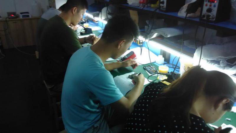 杭州华力手机维修培训图片|杭州华力手机维修