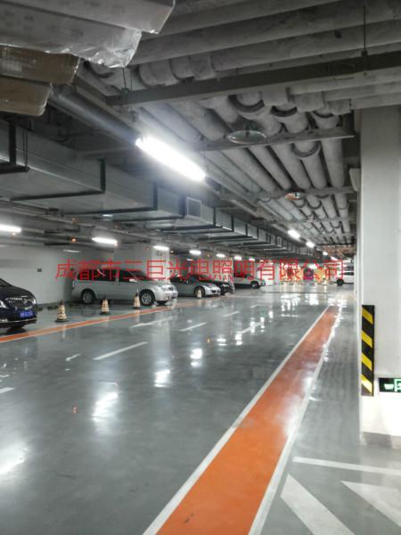 供应地下停车场感应LED灯管,地下停车场感应LED灯管供货商