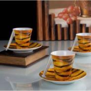 12头咖啡具图片