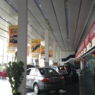 上海保时捷4S店幕墙天花价格图片