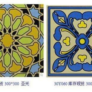 莱立雅300mm民族风艺术砖图片图片