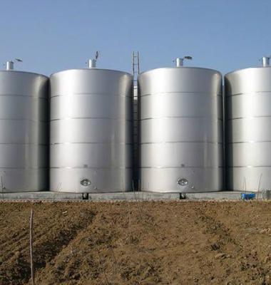 大型不锈钢储罐图片/大型不锈钢储罐样板图 (2)