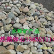 沧州鹅卵石滤料图片