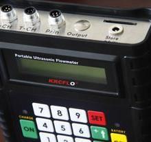 供应KRC1517便携式超声波液体流量计、热量计无零漂,自我诊断1517Port
