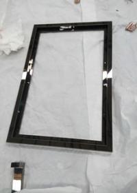 供应不锈钢画框厂家定做/欧式不锈钢画框厂家批发