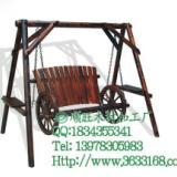供应防腐木双人摇椅厂家,广西订做防腐木双人摇椅,防腐木双人摇椅直销