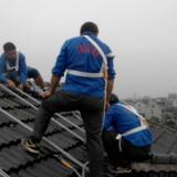 供应上海浦东区4KW家庭太阳能发电系统
