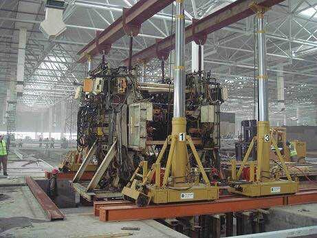 工厂大件设备吊装销售