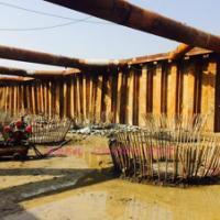 供应浙江钢板桩支护 浙江拉森钢板桩施工工艺 浙江拉森钢板桩型号规格