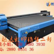 玻璃UV喷绘机图片