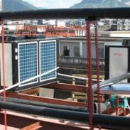 丽水空气源热水器系统图片