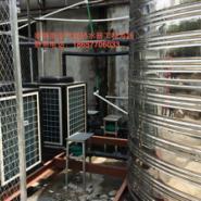 杭州空气能3P/2-3吨工程图片