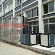 温州市空气能热水器工程价格图片