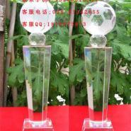 巴中专业生产水晶奖杯厂家图片