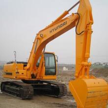 供应二手现代挖掘机便宜钩机在哪卖,规模最大的供应商批发