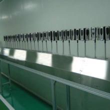 供应自动涂装生产线│塑胶涂装生产线│手机外壳涂装生产线│自动涂装设备图片