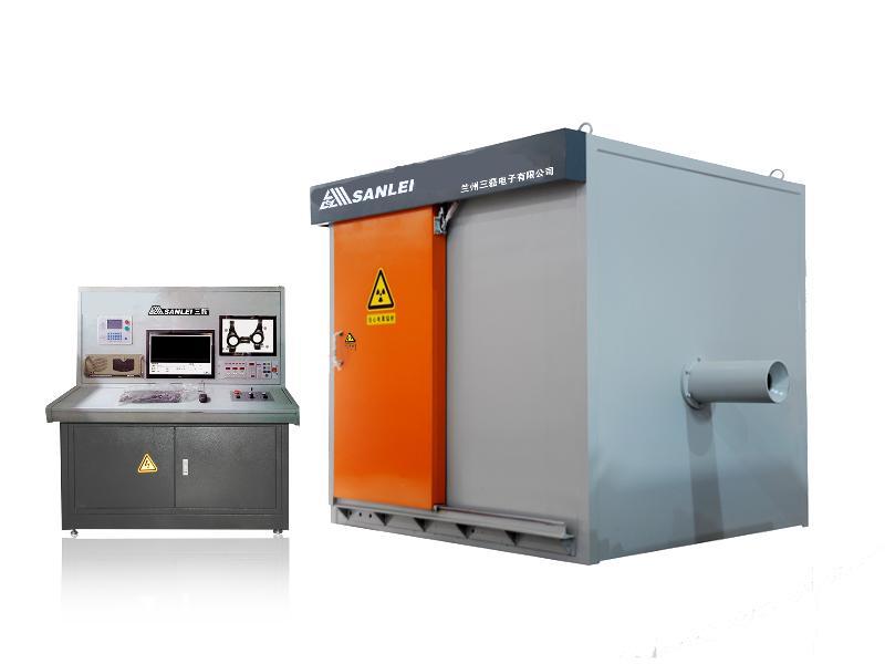 澳门X射线实时数字成像 最便宜的三磊双工位锅炉蛇形管管屏DR揄