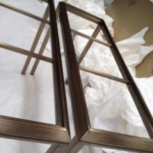 供应不锈钢广告展示架厂家定制/不锈钢宣传架来图加工定做批发