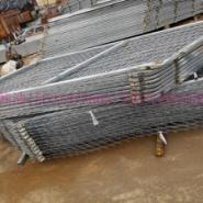供应防护栅栏铁路专供/30x50方管/镀锌+浸塑防腐处理/型号001