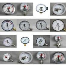 供应压力表Y系列表由一个弹簧管压力表和一个滑线电阻式传感器组成SAS系列压力表(二)批发