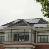 供应嘉兴4KW家用太阳能发电系统