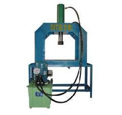 江力液压机具厂供应50T压力机架|向用户提供提供安全、优质、高效的液压机具产品和服务