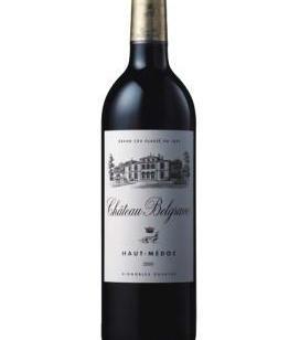 巴加芙庄园红葡萄酒2007图片